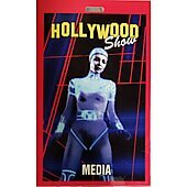 Limited Edition Hollywood Show MEDIA Pass Tron
