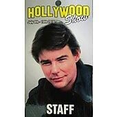 Limited Edition Hollywood Show STAFF Pass Jan-Michael Vincent
