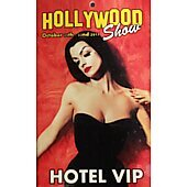 Limited Edition Hollywood Show HOTEL VIP Pass Lisa Marie