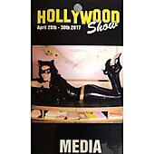 Limited Edition Hollywood Show MEDIA Pass Lee Meriwether