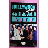 Limited Edition Hollywood Show VIP Pass Miami Vice