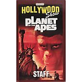 Limited Edition Hollywood Show STAFF Pass Planet of the Apes
