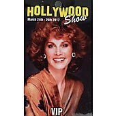 Limited Edition Hollywood Show VIP Pass Stefanie Powers