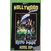 Limited Edition Hollywood Show HOTEL VIP Pass Repo Man