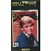 Limited Edition Hollywood Show MEDIA Pass Ricky Schroder