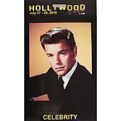 Limited Edition Hollywood Show VENDOR Pass Robert Wagner