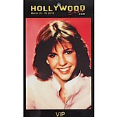 Limited Edition Hollywood Show VIP Pass Kristy McNichol