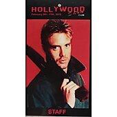 Limited Edition Hollywood Show Staff Pass Michael Biehn Terminator