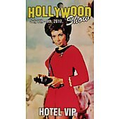 Limited Edition Hollywood Show HOTEL VIP Pass Star Trek