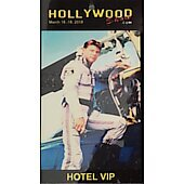 Limited Edition Hollywood Show HOTEL VIP Pass Airwolf