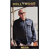 Limited Edition Hollywood Show MEDIA Pass Willie Garson White Collar