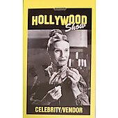 Limited Edition Hollywood Show CELEBRITY/VENDOR  Pass Cloris Leachman
