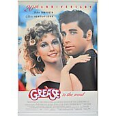 """Private Signing """"20th Anniversary Grease Poster #2"""""""