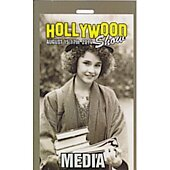 Limited Edition Hollywood Show Media Pass Diane Franklin
