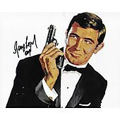 George Lazenby James Bond 007 8X10 #23
