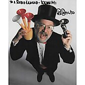 """Dr. Demento 8X10 (personalized to """"A Radio Legend - Kemn Mi"""")"""