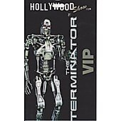 Limited Edition Hollywood Show VIP Pass Terminator