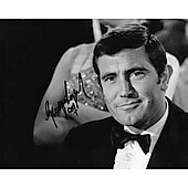George Lazenby James Bond 007 8X10 #24
