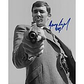 George Lazenby James Bond 007 8X10 #25