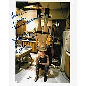 Jeffrey Weissman Back to the Future (Signature personalized to Lance)