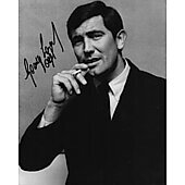 George Lazenby James Bond 007 8X10 #27