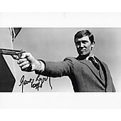 George Lazenby James Bond 007 8X10 #28