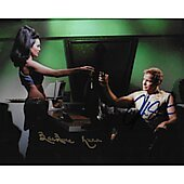 William Shatner & Barbara Luna Star Trek TOS #3