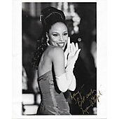 Lynn Whitfield 8X10 (Personalized to Mary)