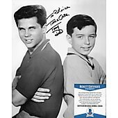 Tony Dow (Signature personalized to Patrick) w/ Beckett COA