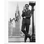George Lazenby James Bond 007 8X10 #31