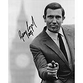 George Lazenby James Bond 007 8X10 #32