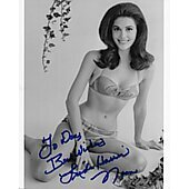 Linda Harrison 8X10 (Personalized to Don or Dan)