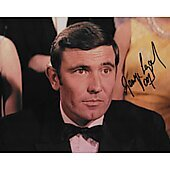 George Lazenby James Bond 007 8X10 #33