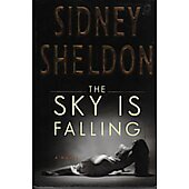 Sky Is Falling BOOK - Signed by author Sidney Sheldon (signature inscribed to Merv)