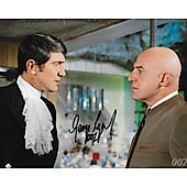 George Lazenby James Bond 007 8X10 #34