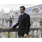 George Lazenby James Bond 007 8X10 #35
