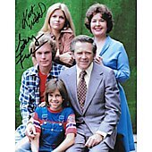 Gary Frank & Kristy McNichol Family 8X10 #3