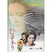 Sunflower (1970) original Japanese movie program ***LAST ONE***