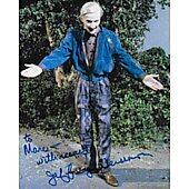 Jeffrey Weissman Back to the Future (Signature personalized to Marc)