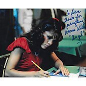 Donna Wilkes 8X10 (Signature personalized to Dan)