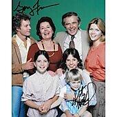 Gary Frank & Kristy McNichol Family 8X10 #4