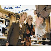 Jeffrey Weissman Back to the Future (Signature personalized to Amanda)