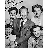 Elinor Donahue Father Knows Best 8X10 (Signature personalized to Landis)