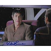 Robert Pine Star Trek 8X10