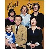 Gary Frank & Kristy McNichol Family 8X10 #6