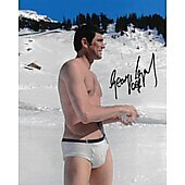 George Lazenby James Bond 007 8X10 #38