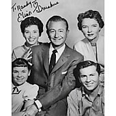 Elinor Donahue Father Knows Best 8X10 (Signature personalized to Randy)