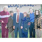 Jeffrey Weissman Back to the Future (Signature personalized to Patty)