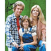 Gary Frank & Kristy McNichol Family 8X10 #7