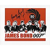 George Lazenby James Bond 007 8X10 #40